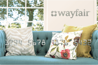 wayfair credit card details sign up bonus rewards payment information reviews. Black Bedroom Furniture Sets. Home Design Ideas