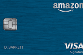 Amazon Credit Cards