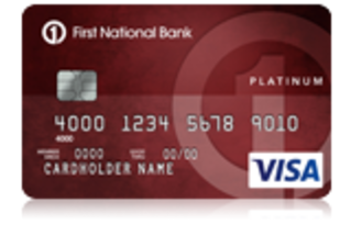 First Nation Bank Credit Cards
