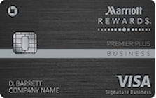 Marriott Premier Plus Business Credit Card