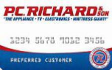 P.C. Richard & Son Credit Card