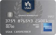USAA® Cashback Rewards Plus American Express® Card
