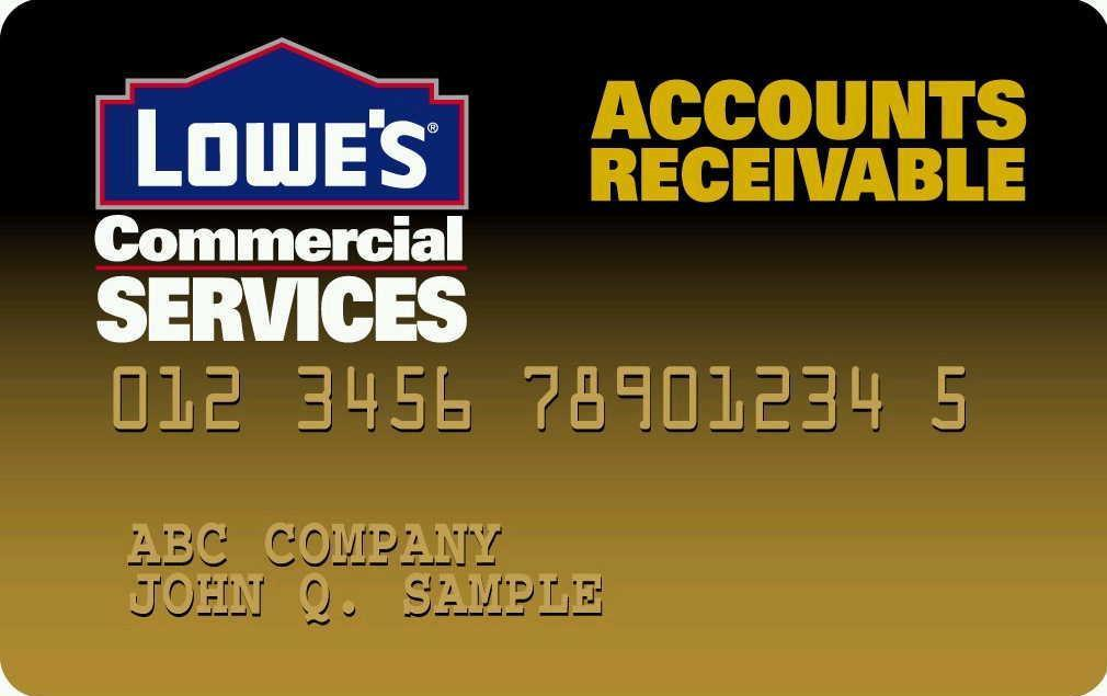Lowe's Accounts Receivable