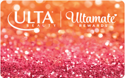 Ultamate Rewards Credit Card