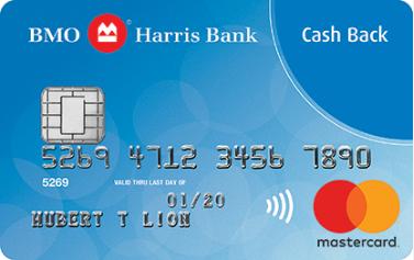 BMO Harris Bank Cash Back Mastercard®